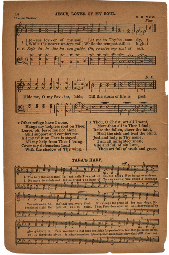 Lyric freedom lyrics gospel : The Golden Book of Favorite Songs.