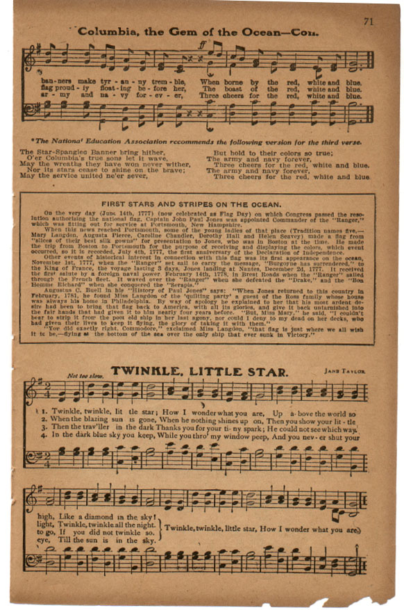 Twinkle Little Star 71