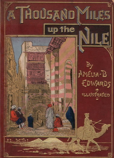 Amelia  Blandford Edwards Cover-60