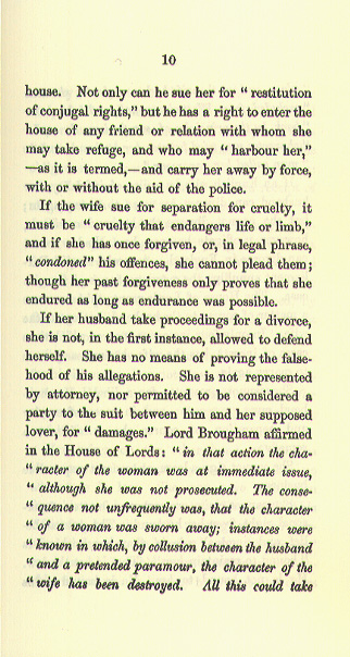 A letter to the queen not only can he sue her for restitution of conjugal rights but he has a right to enter the house of any friend or relation with whom she may take refuge spiritdancerdesigns Images