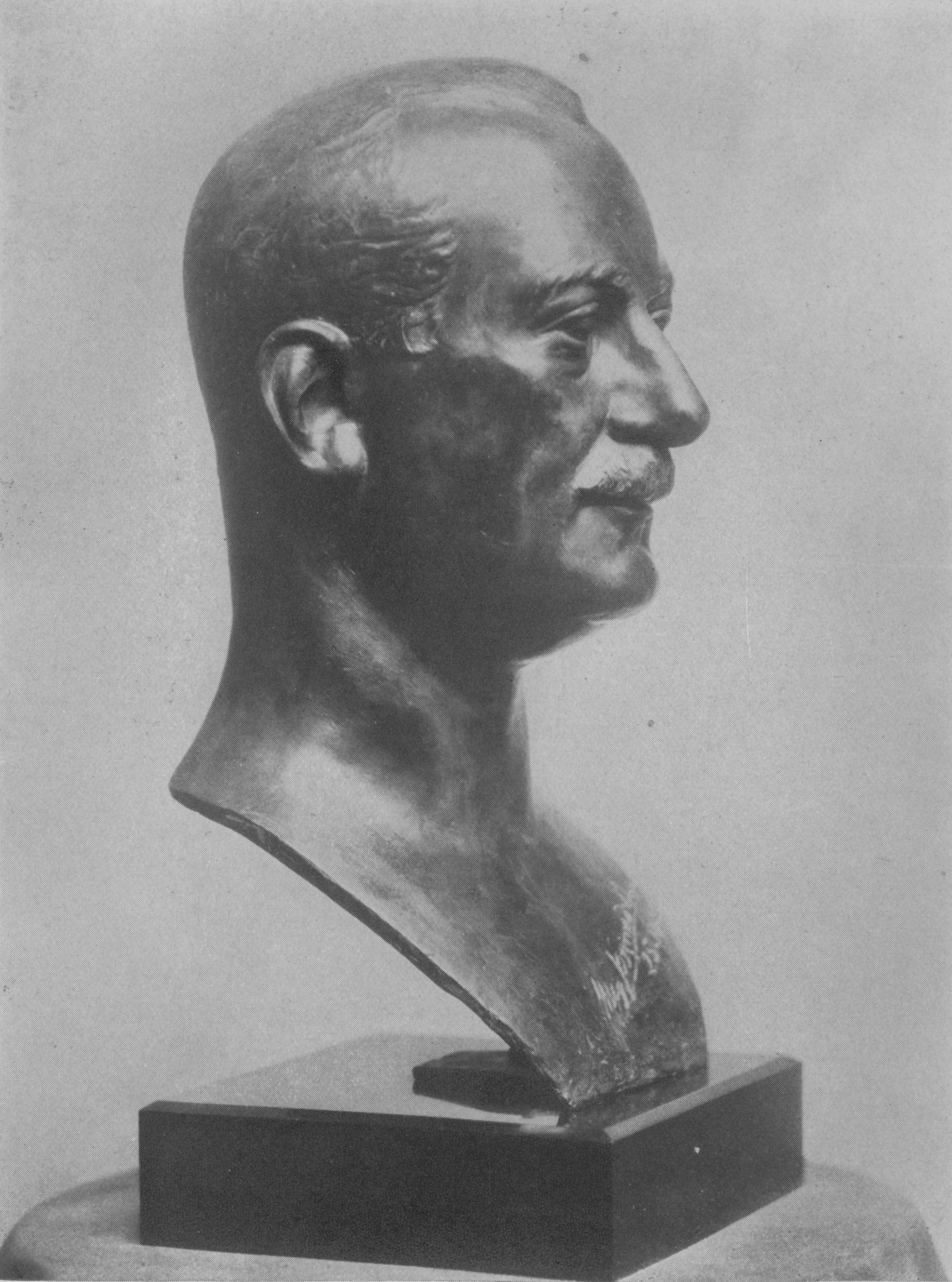 Pleasant Days In Spain Reel Pioneer Primo Pri 5000 Bronze Bust Of General De Rivera