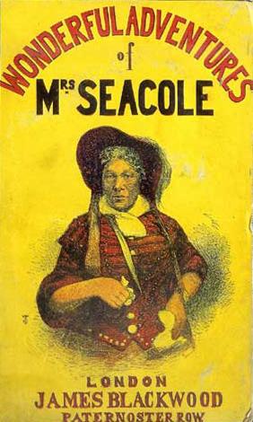 WONDERFUL ADVENTURES OF MRS. SEACOLE LONDON JAMES BLACKWOOD PATERNOSTER ROW
