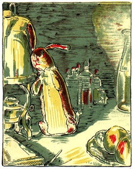 porr i mobil rabbit pearl